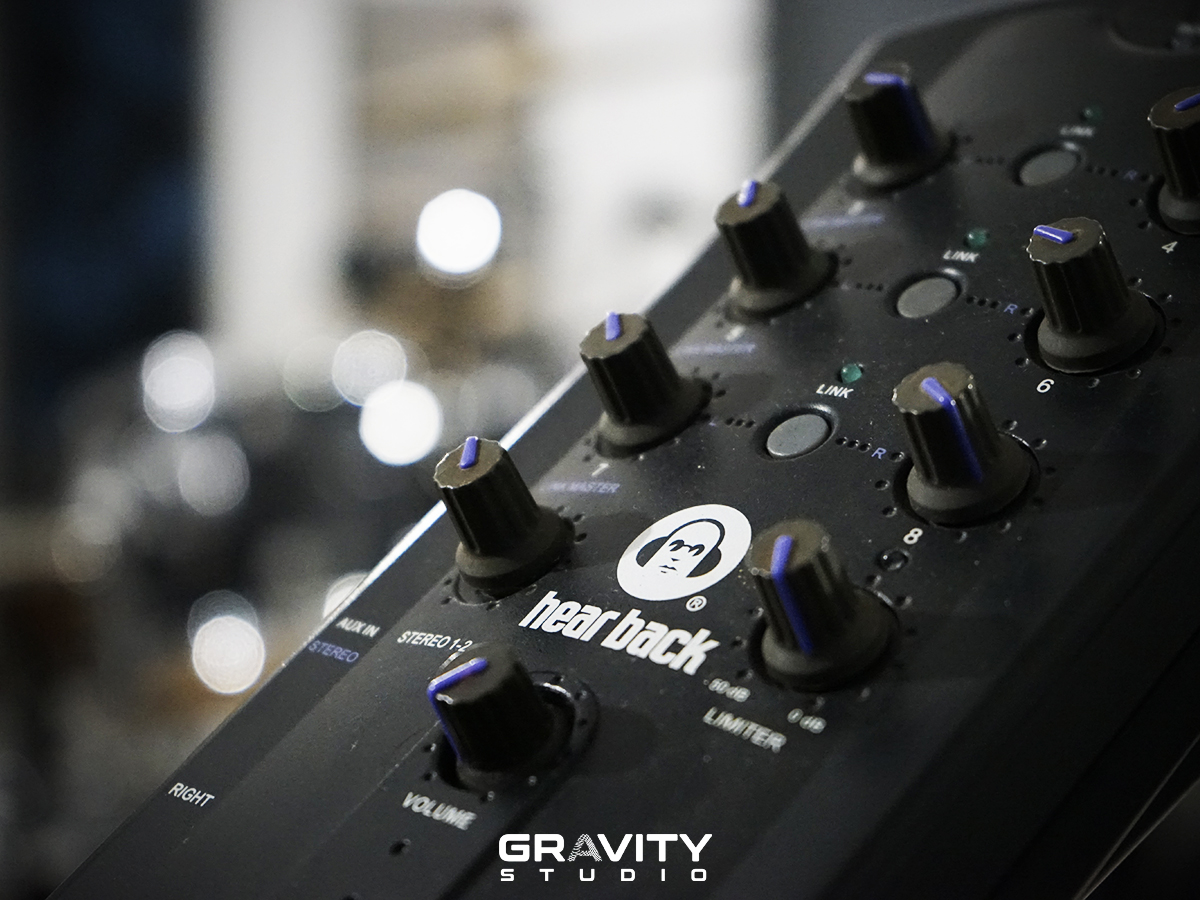 ear per gravity studio